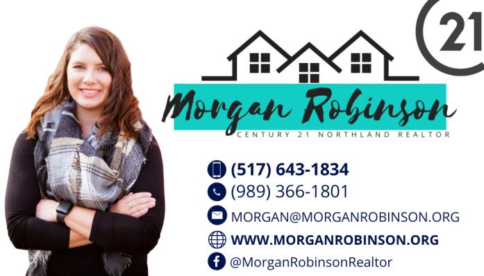 Morgan Robinson Contact Info
